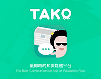 Mobile Application - TAKO