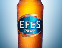 EFES PILSEN SHOOTING AND RETOUCHING