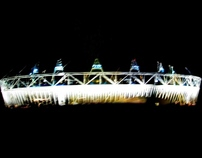London 2012 in 120' from Deptford Bridge to Stratford