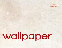 Contemporary Magazine - Wallpaper