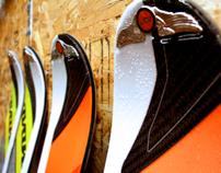Aviator Ski Design and Production