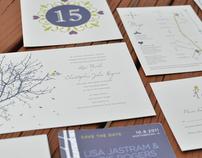 Wedding Invitation + Extras