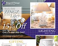 Branding- Zingz & Thingz