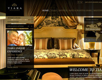 Tiara Hotels Website