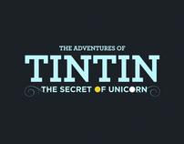 The Adventures of Tintin : Title sequence