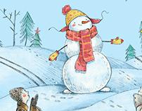 The Very Best Snowman
