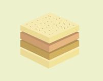 Creative Sandwich