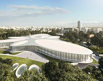 Cyprus Museum competition