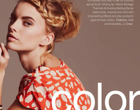 The Hair Book - Spring 2012