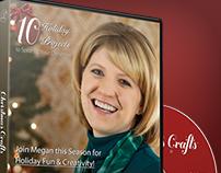 Christmas Crafts DVD Artwork