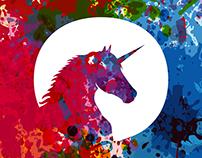 Fit Unicorn logo proposition