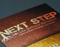 Next Step Journal & Shirt