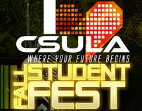 CSULA Fall Student Fest