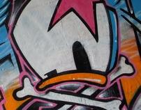 SHON SIDE GRAFFITI