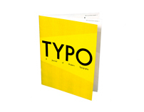 Typo | A Journal of Modern Typography