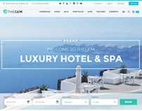 TheGem - Luxury Hotel Theme