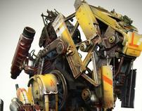 Robot 69 - DRILLBOT