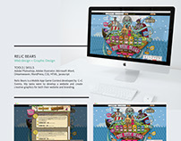 Online Gaming Competition, Graphic Design
