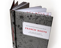 French Roots Book Cover Illustration