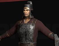 Three Kingdoms: Shu Soldier