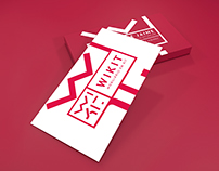 Wikit - Mobiliário em Kit (Branding/Web)
