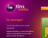 Tins media