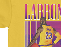 Vintage Style NBA Shirts | vol.1