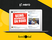 TweetChat - Social campaign for Hero MotoCorp