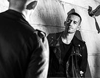 Men's Portrait photography - Outdoor photography