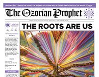 Ozorian Prophet 2016