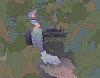 Landscape #1: Minnehaha Falls