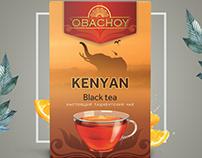 Packaging Tea Design