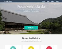 site design sample 2015/4