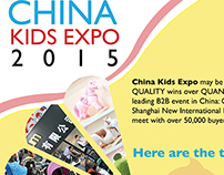 China Kids Expo 2015