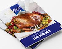 Turkey Catalogue Design