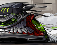 Drifting Beast of Vaughn Gittin Jr.