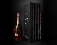 Packaging Cava - Premio Cervantes