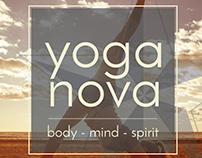 Yoga Nova - Event Banner