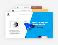 Petersburg intercoms web-site