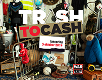 WAR CHILD Trash To Cash