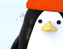 ERCS Winter Check 3D Animation