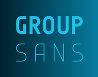 "Typeface ""Group Sans"""