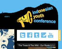 Indonesian Youth Conference  website (2009-2013)