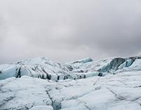 Glacier tour in Iceland