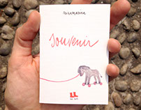 SOUVENIR | self publishing
