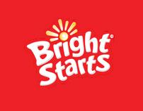 Bright Starts // Brand Site