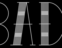 Bad Billy Font