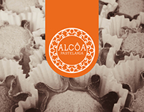 Pastelaria Alcôa | Identity & Collateral