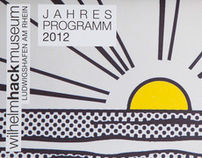 Wilhelm-Hack-Museum - annual program 2012