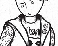 Le Petit Punk Prince